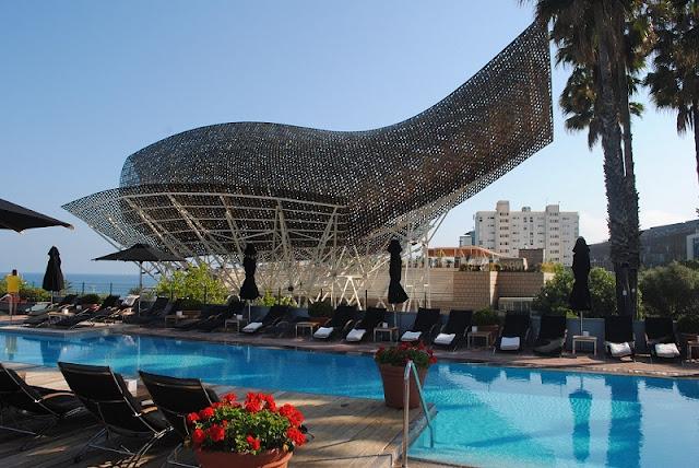 Hotel Arts em Barcelona