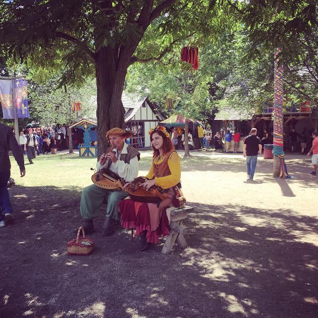 Music and merriment at Bristol Renaissance Faire