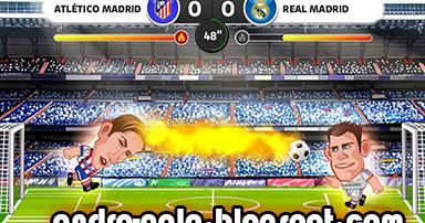 Gala Blogspot Head Soccer La Liga Apk MOD HACK Dinero Infinito