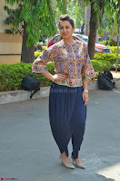Actress Nikki Galrani at Trailer Launch of movie Team 5 Exclusive Pics ~  004.JPG