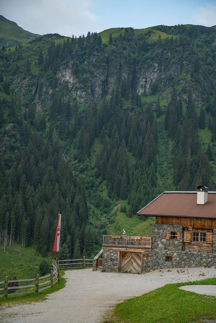 Sonnenaufgangswanderung Spieleckkogel  Wandern in Saalbach 14