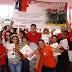 Alcalde Tito Oviedo entregó 142  títulos de tenencia de tierra a habitantes de Villa Caruachi