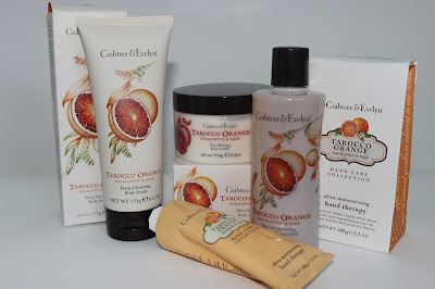 Crabtree & Evelyn Tarocco Orange, Eucalyptus & Sage