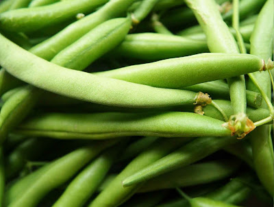 What are the health benefits of green beans- picture
