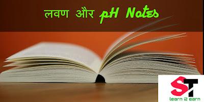 acid base and salt in hindi