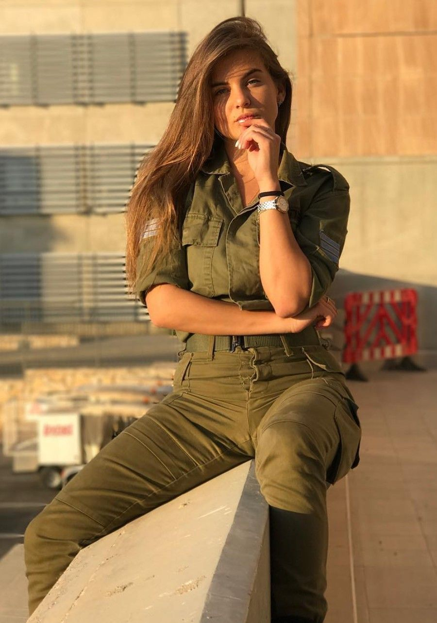 Amazing Wtf Facts Beautiful And Hot Women In Israel -2408