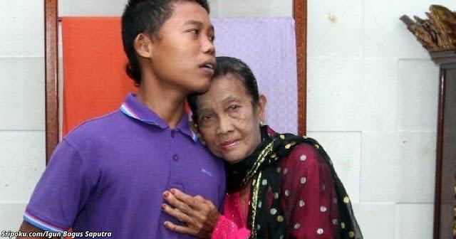 Ревнивый 16-летний муж запирает 71-летнюю жену в доме - чтобы её ″не украли″