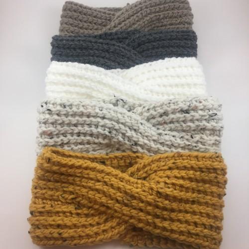 Boho Headwrap - Free Pattern
