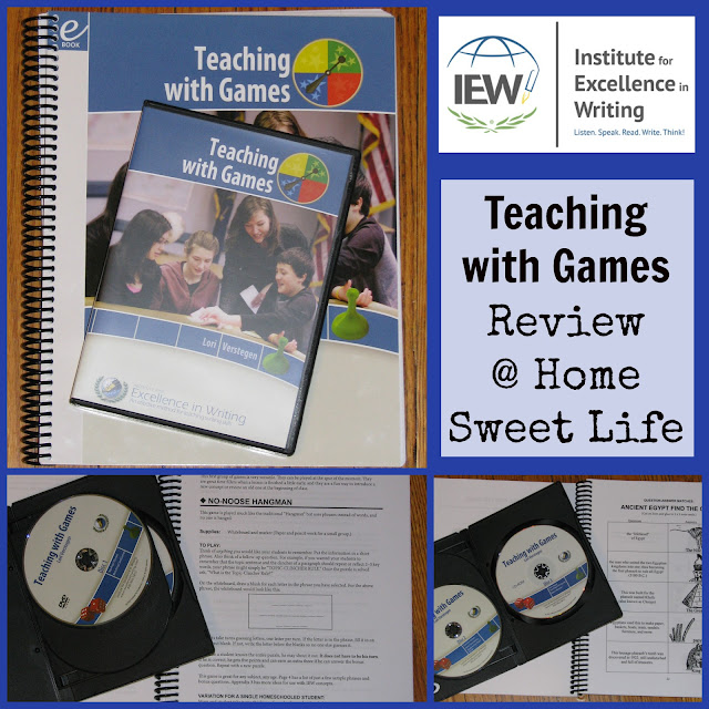 Teaching with Games, IEW