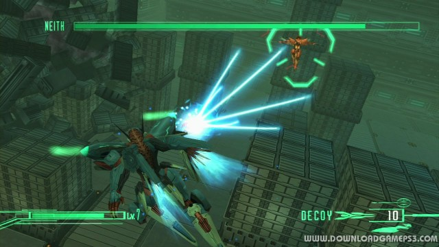 Zone of The Enders HD Collection Ps3 Iso