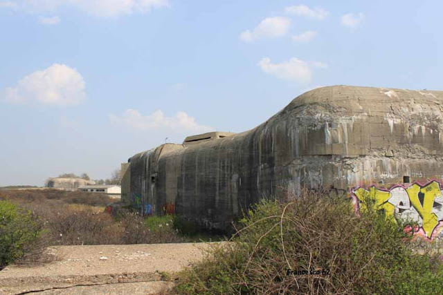Oldenbourg les 2 bunkers