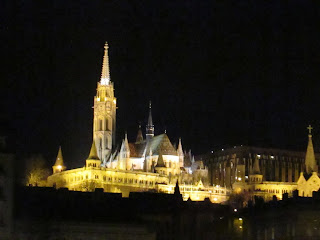 DIY costura: El gorro y la bufanda que me abrigaron en Budapest-Crucero Danubio 6