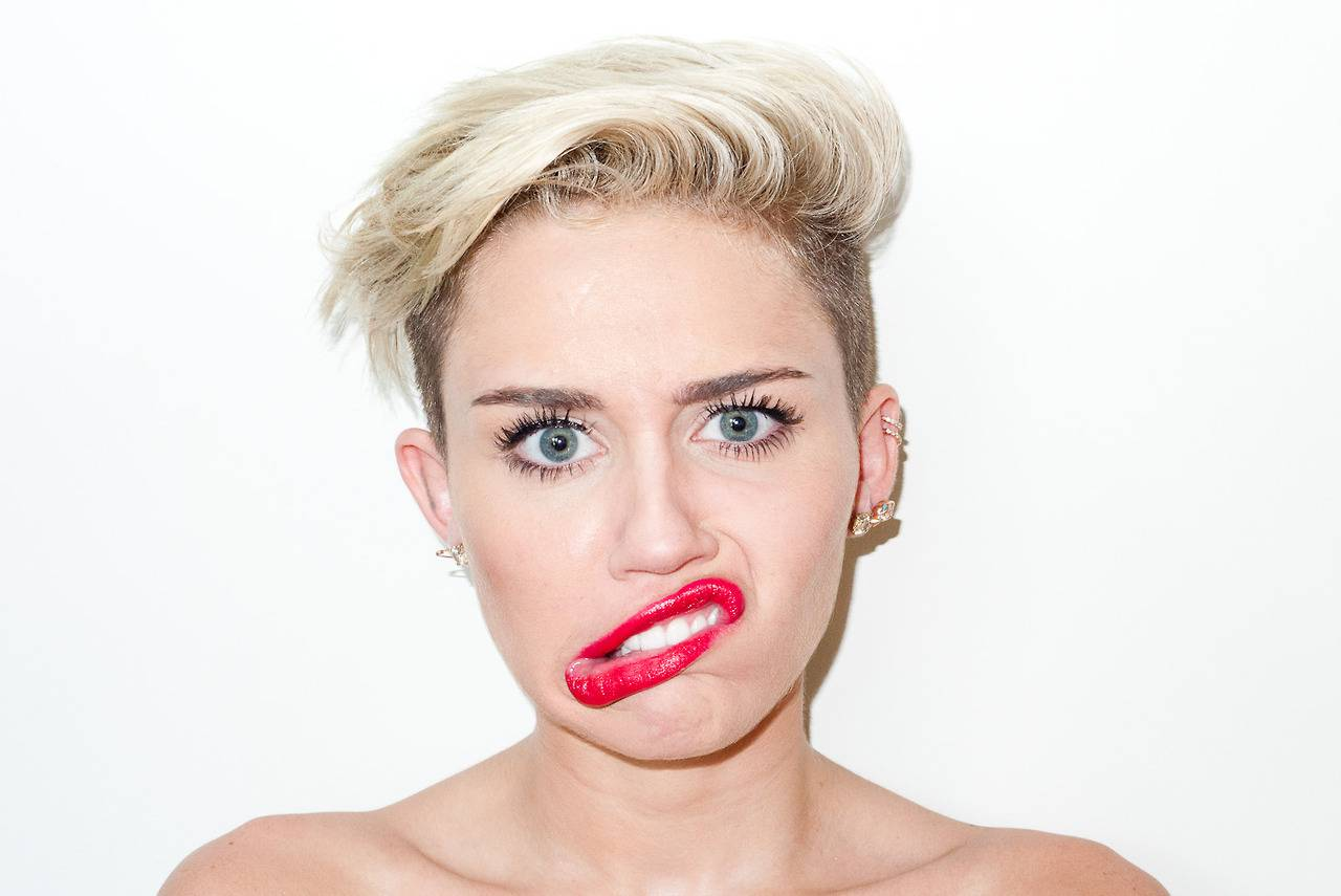 Cute Photography Love Miley Cyrus Hot Photoshoot 2013 By -8161