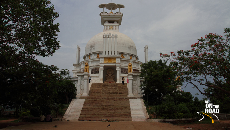 Dhauli Stupa, Odisha