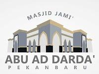Lowongan Kerja Masjid Abu Ad Darda