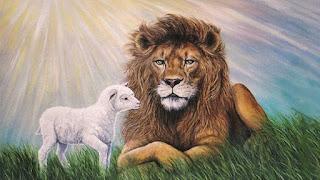 Il leone che credeva di essere una pecora