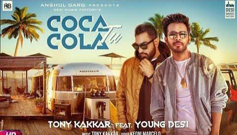 Coca Cola Tu Full Hd download Video Song(Tony Kakkar ft Young Desi)