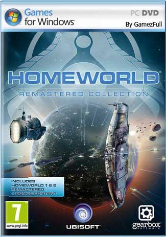 Homeworld Remastered Collection [Full] Español [MEGA]