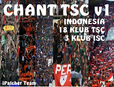 PES 2016 Chant TSC v1 By iPatch (Released 16/07/2016)