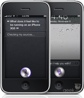 Step By Step - Siri Ported To iPhone 4/3GS, iPad [iOS 5