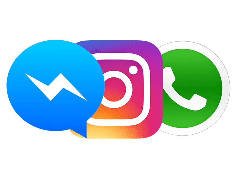 Facebook to integrate Messenger, WhatsApp, and Instagram!