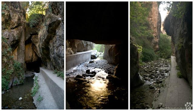 Tunel de Las Palomas de Los Cahorros