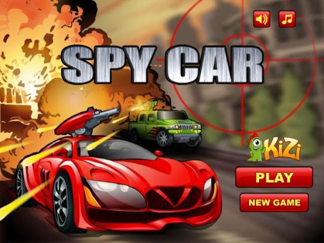 Jugar en linea - Jugar Spy Car