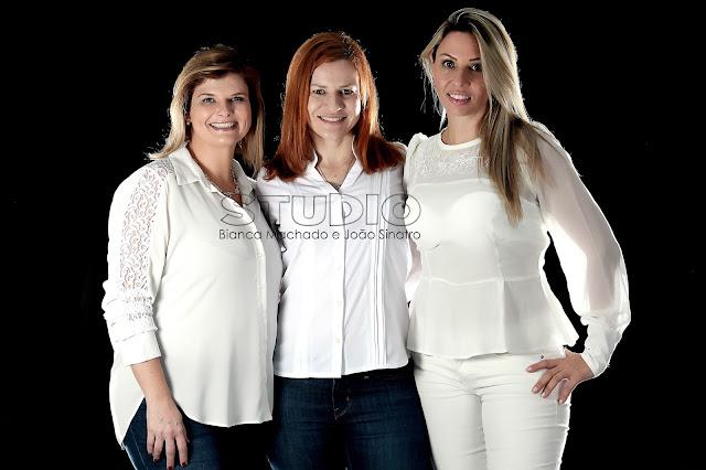fotos profissionais da equipe