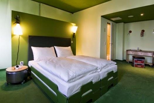 10 Desain R Tidur Ala Hotel Bintang 5 Terbaru