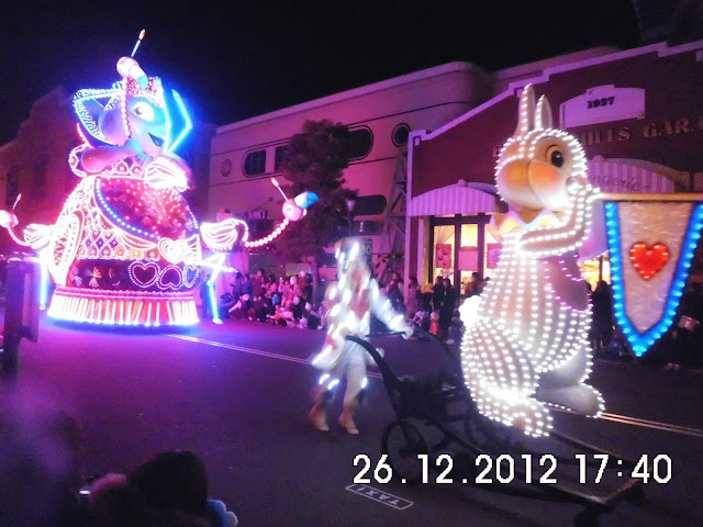 Magical Starlight Parade USJ