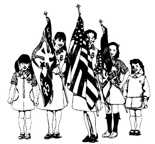 Girl Scout Leader 101: Cadette: Girl Scout Ways badge