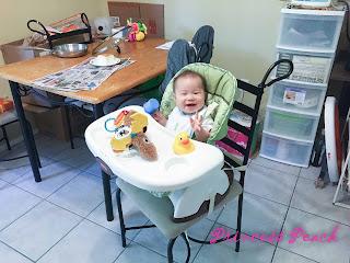 Fisher-Price-兒童餐椅開箱