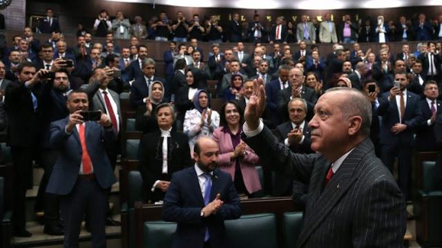 Χιτλερισμός στη Μεσόγειο: Ο Ερντογάν επιχειρεί να κάνει στην Κύπρο ότι και ο Αδόλφος