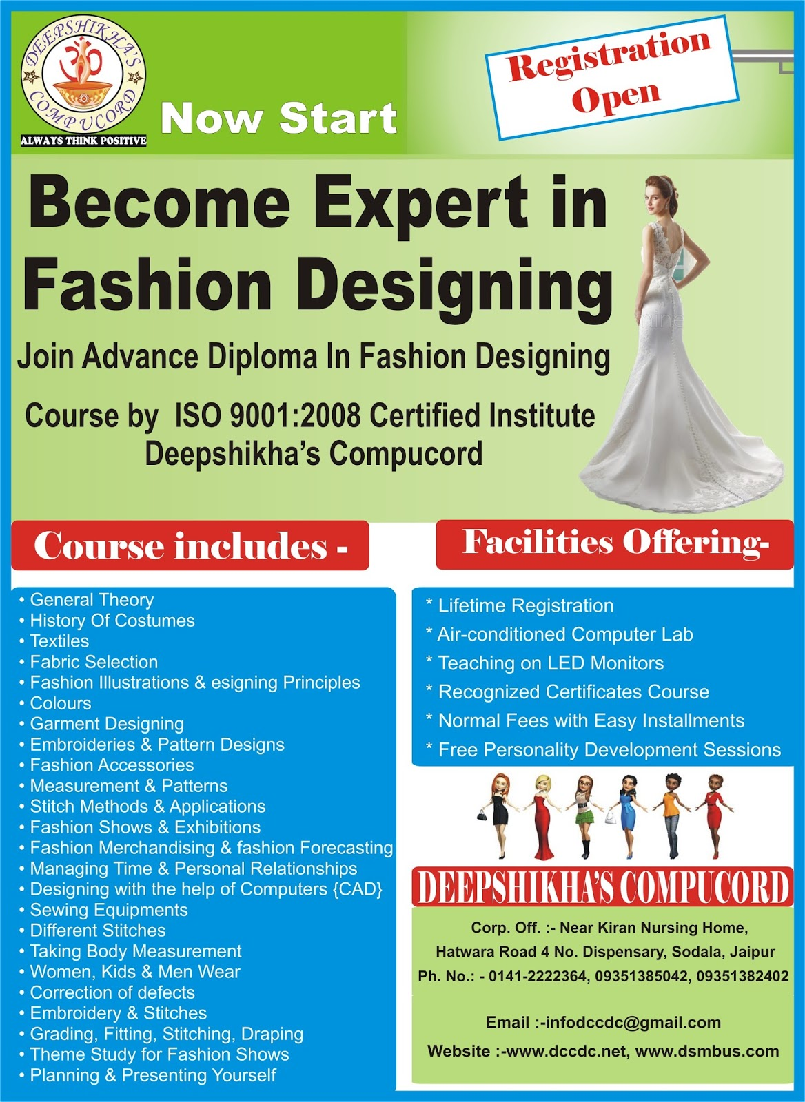 Fashion Designing Fashion Designing Course Fashion Designing Institute Fashion Design Course Fashion Designing Course Institute In Jaipur