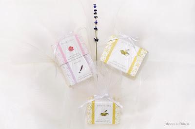 Jabón artesano y natural