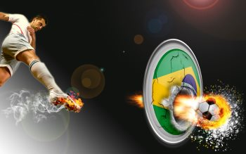 Wallpaper: Football World Cup 2014 Championship