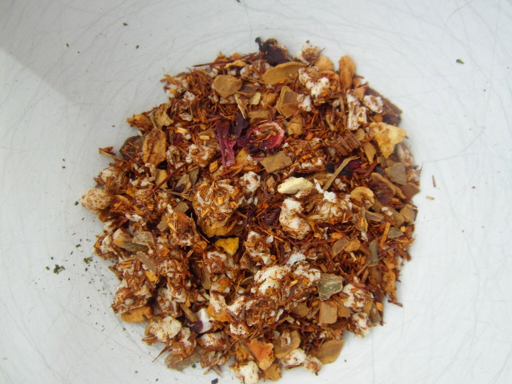 Bluebird Tea Co's Apple Strudel loose leaf