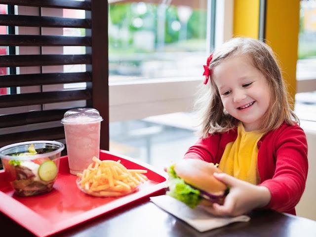 اطعمة الطفل