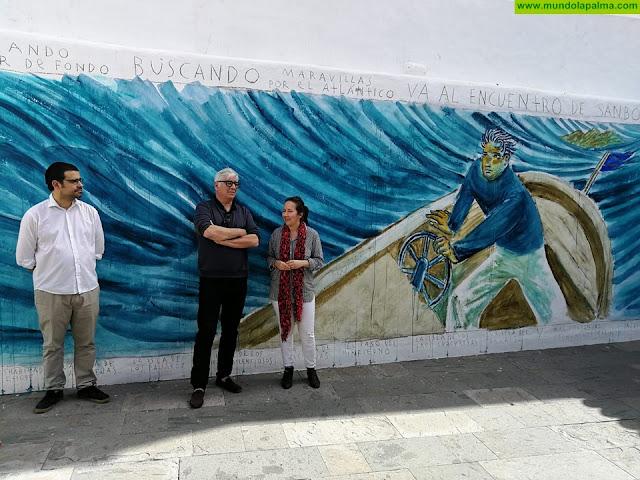Javier de Juan expone Suite Atlántica en el Espacio Cultural Real 21 de Los LLanos