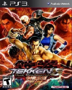 Tekken 5 Dark Resurrection Online PSN - Download game PS3 PS4 RPCS3