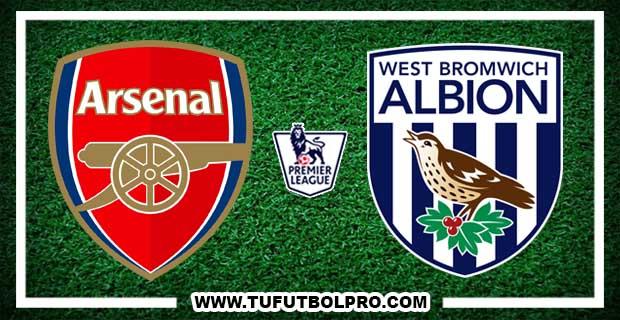 Ver Arsenal vs West Bromwich EN VIVO Por Internet Hoy 25 de Septiembre 2017