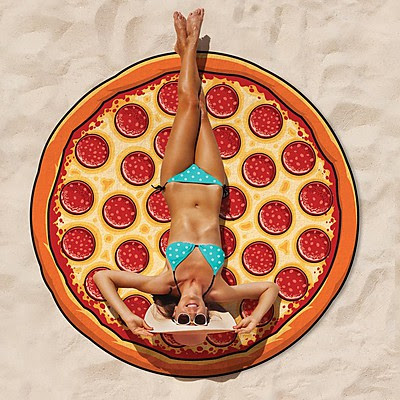Toalla Pizza