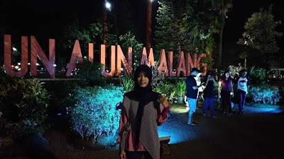Wahana Alun - alun Kota Malang