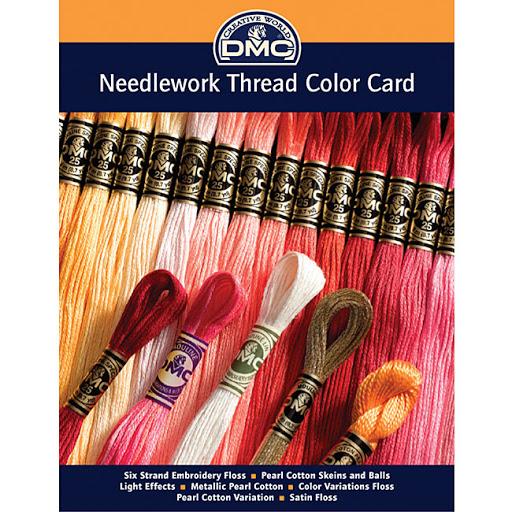 Custom Thread to DMC color conversion