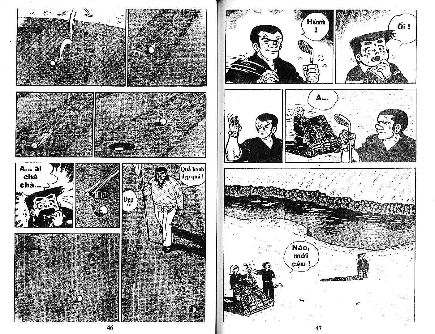 Ashita Tenki ni Naare chapter 28 trang 22