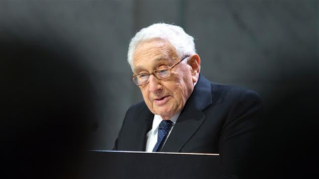 Henry Kissinger: Don't judge Donald Trump on rhetoric, give his vision a chance