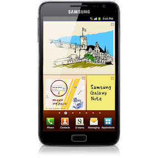 Cara Hard reset Samsung Galaxy Note N7000.