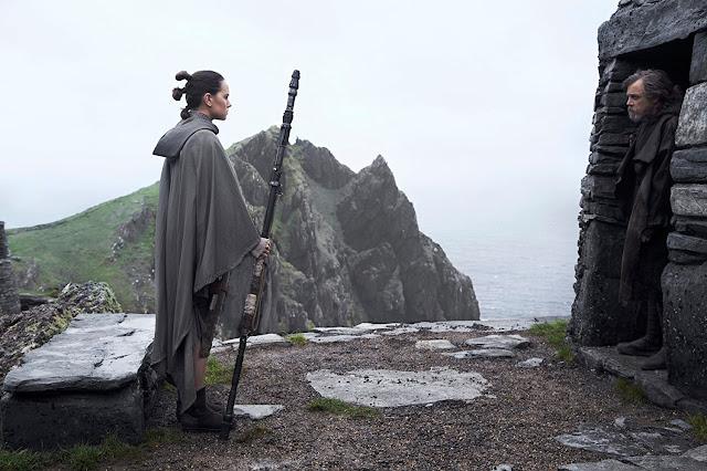 """""""Star Wars: Os Últimos Jedi"""" estreia neste sábado no Telecine Premium"""