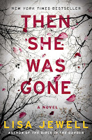 Then She Was Gone by Lisa Jewell, book cover and review