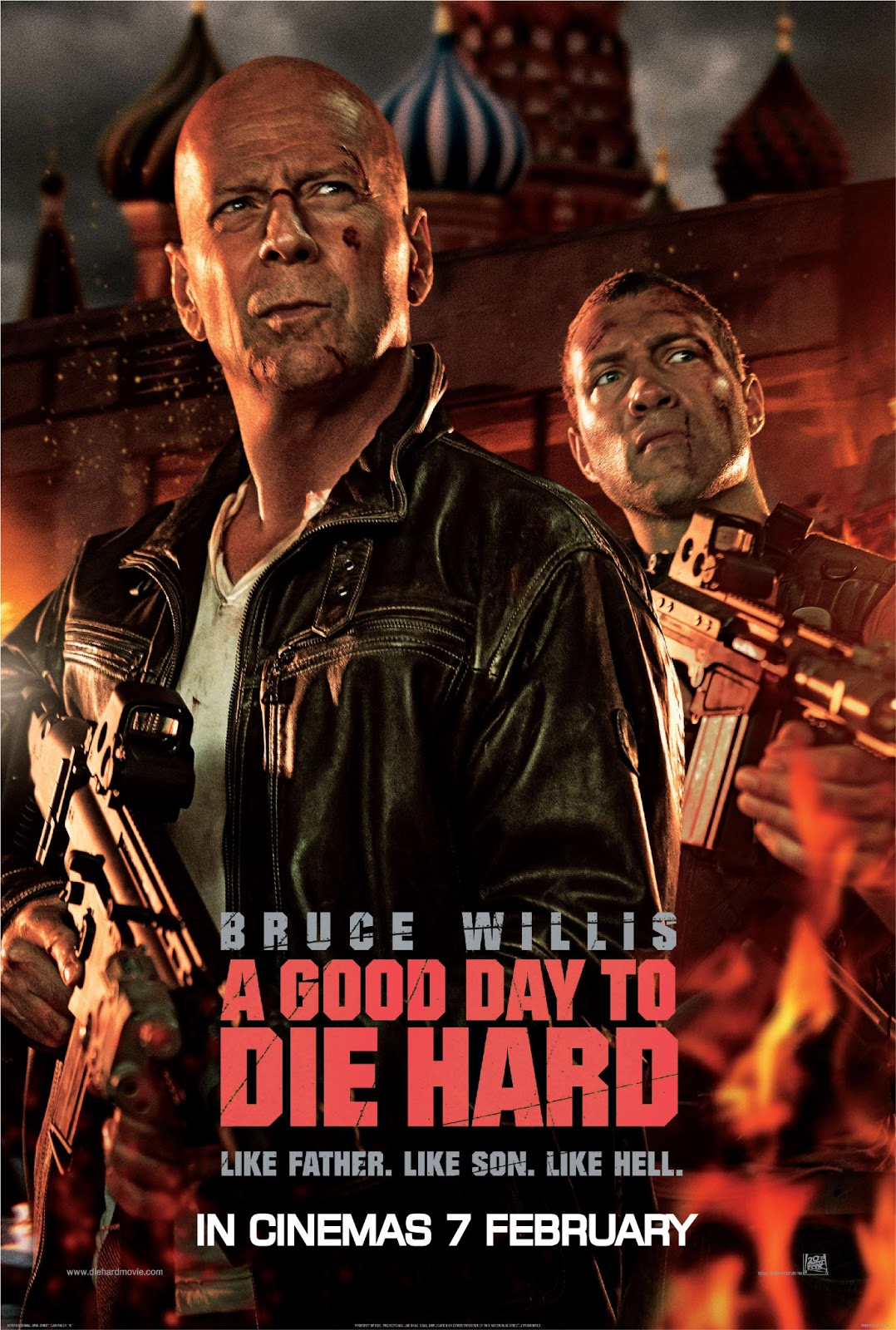bruce willis film